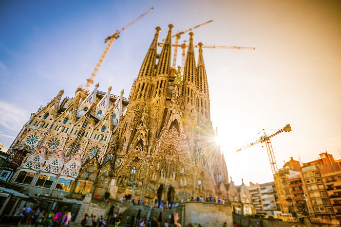 How To Buy Tickets To Sagrada Familia In Advance