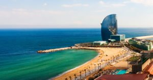Top 7 Luxury Hotels in Barcelona