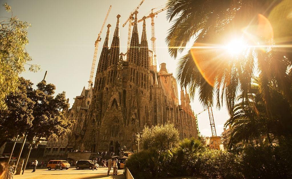 Sagrada Familia Park