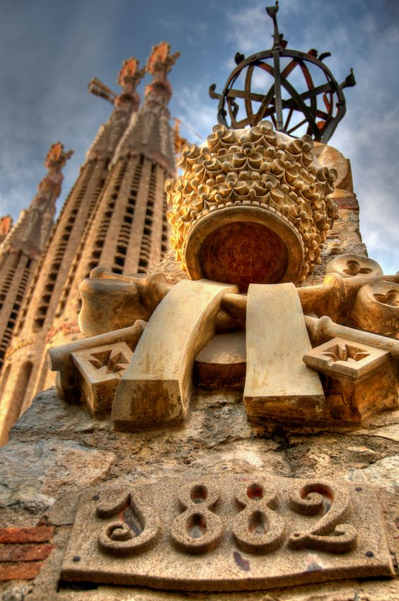 Sagrada Familia Architect