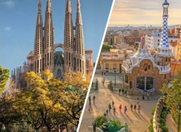 Sagrada Familia and Park Guell Combo Offer